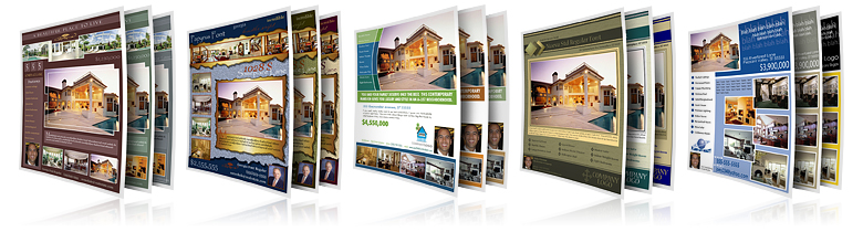 Flyers   Printing   Professional   Self Service   Real Estate